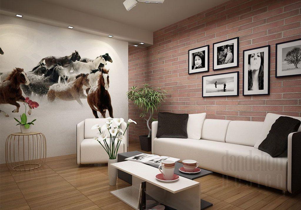 Thiet ke thi cong nha residential interior design Binh Chanh 3