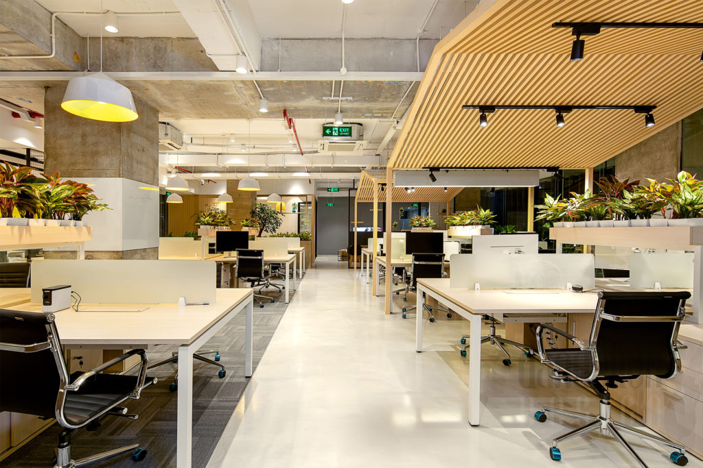 opening space Bespokify Fashion-tech office in Danang by Dandelion Design 21